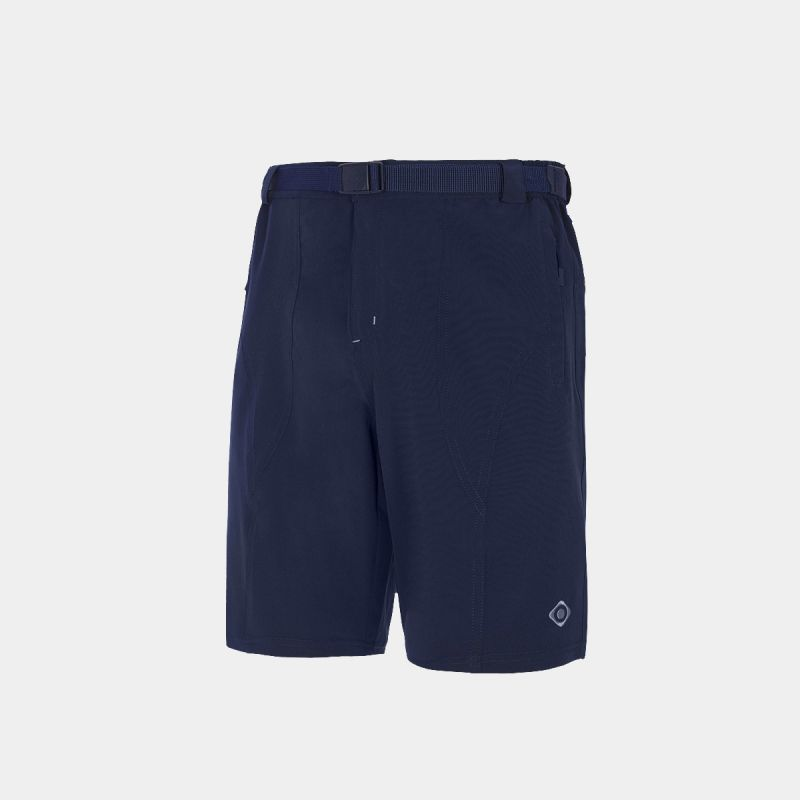 MAN SHORT PANTS TREKKING BEAR II BLUE