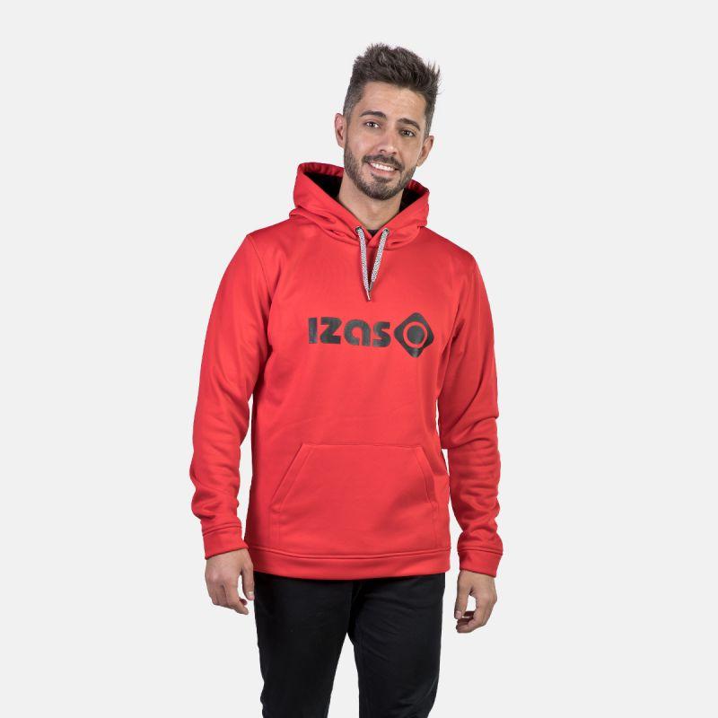 black and sports sweatshirt red duero