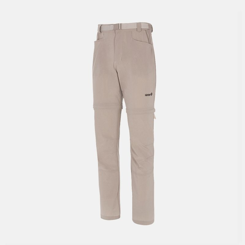 MAN TREKKING PANTS GRANI II BROWN
