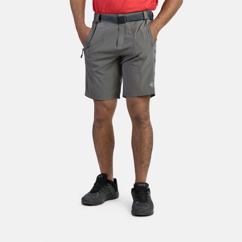 black man trekking short trousers ii bear