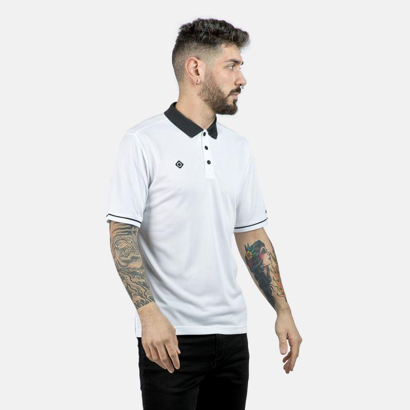 MAN POLO ZHAO WHITE