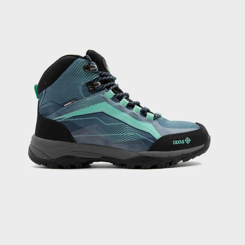 black unisex mountain boots dimensione goret