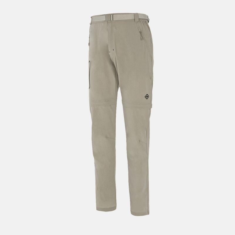 pantaloni da trekking dell'uomo ii nero grani