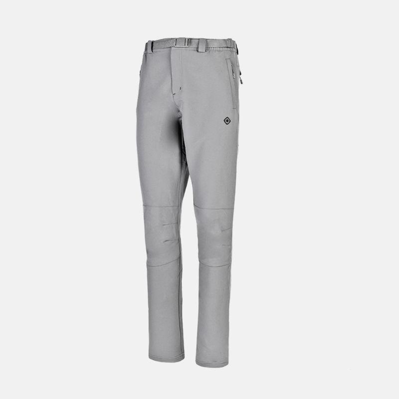 pantalon de montagne de homme saisonnier gris chamonix
