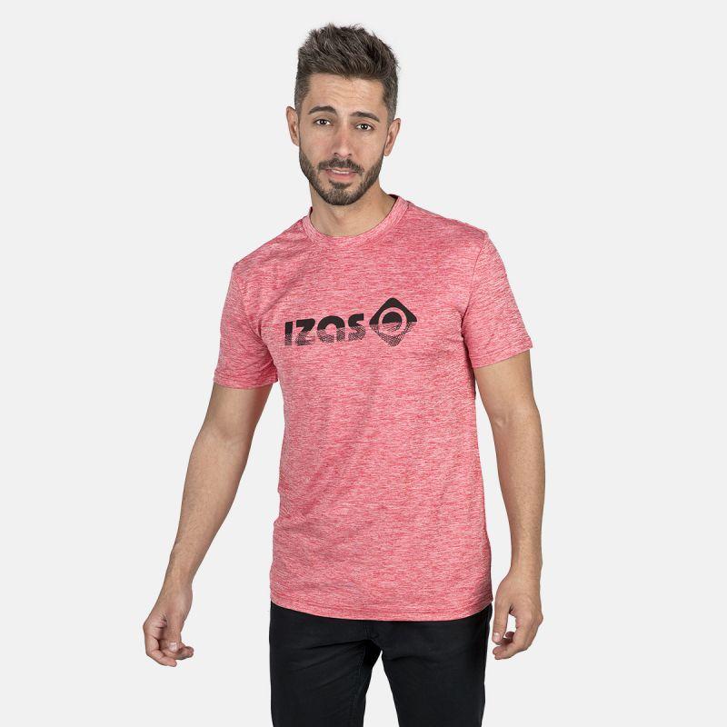 chemise de homme eu rouge anyox