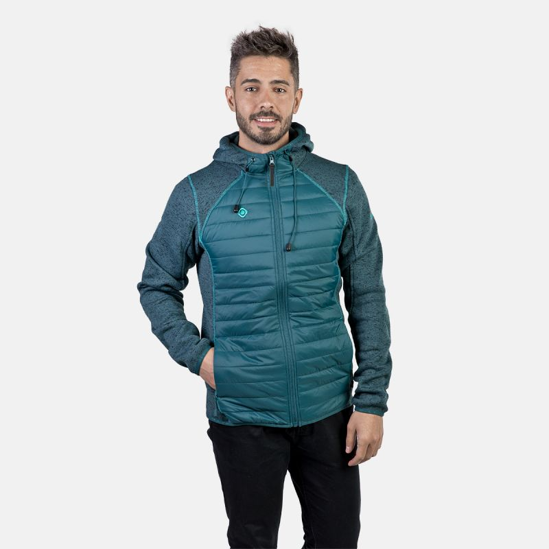 giacca uomo eu verde noya