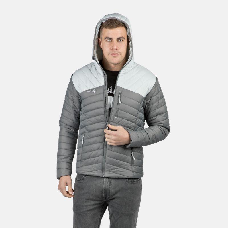 veste fibre légère pour homme taille noir caius