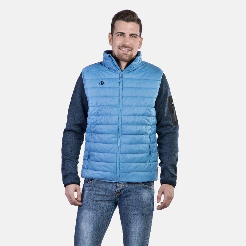 vest de fibre verte bleuâtre tyree