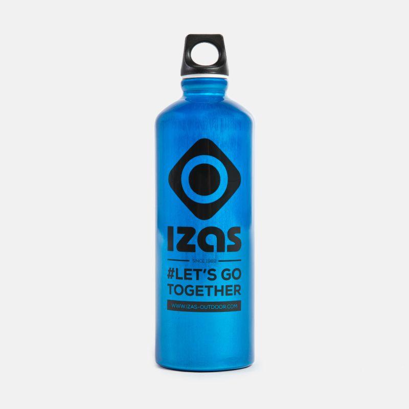 bottiglia di alluminio 0.75l blu whitby