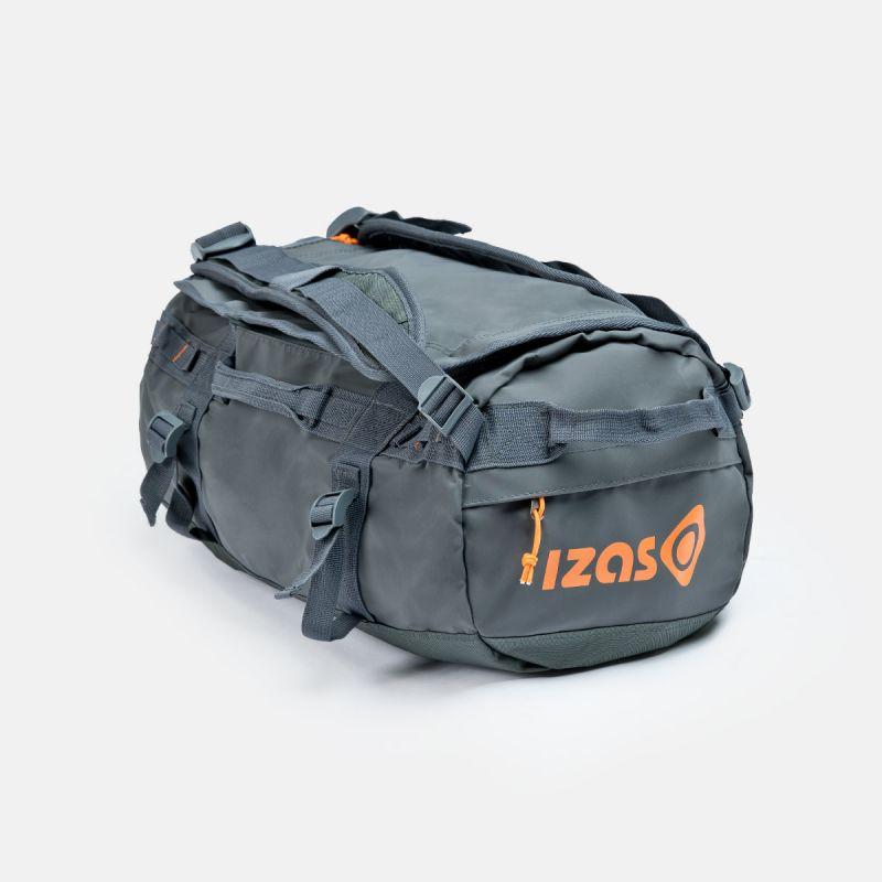sac de voyage unisexe elbert 60l gris