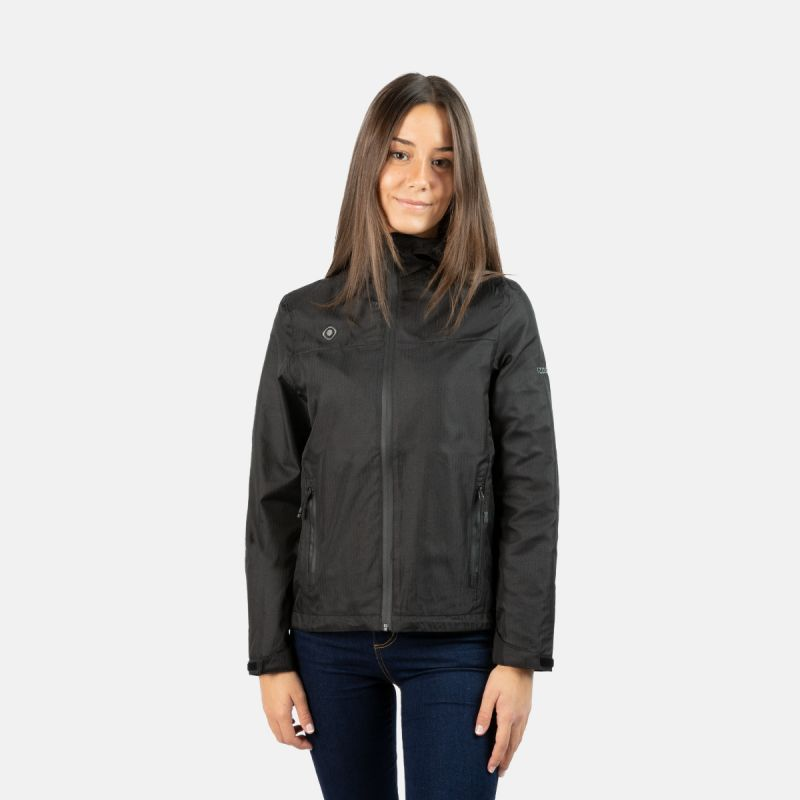veste de femme noire zaida