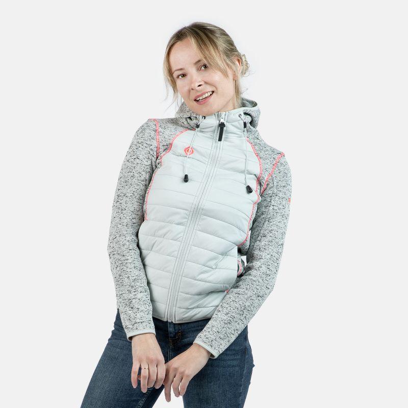 veste fibre 2xl fuchsia yangra