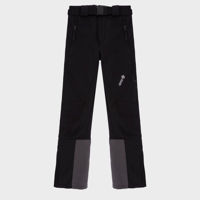 pantalon de montagne foncé pour enfant taille gris malcus
