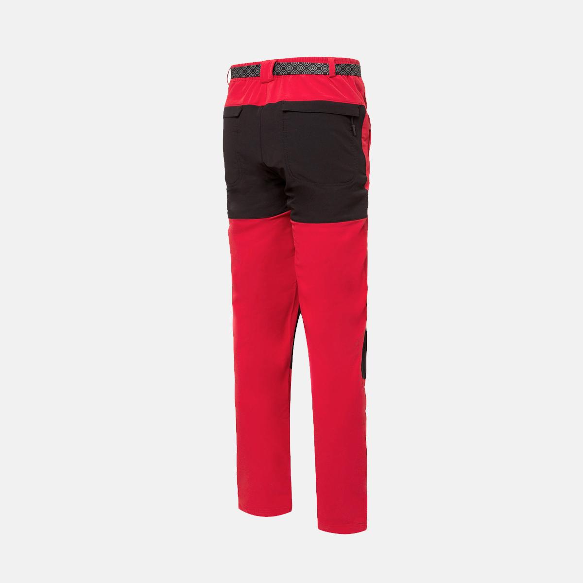 MAN'S CHAMONIX STRETCH PANT RED