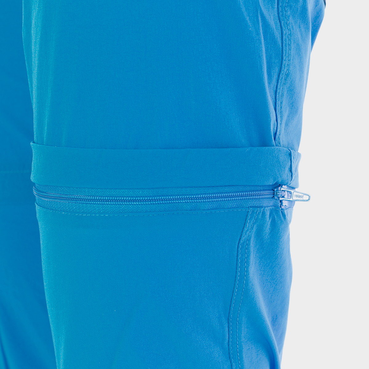 MAN'S KOBUK STRETCH PANT, DETACHABLE BLUE