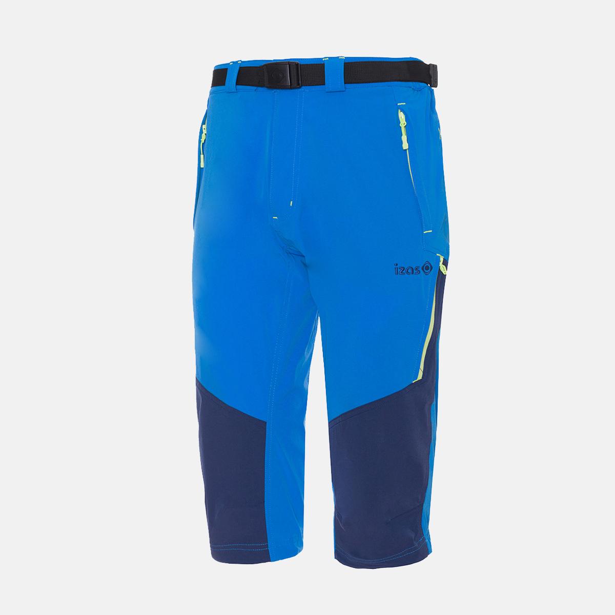 MAN'S OSPIKA 3/4 STRETCH PANT BLUE