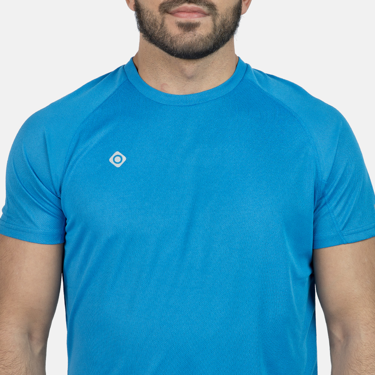 MAN'S CREUS II T-SHIRT BLUE