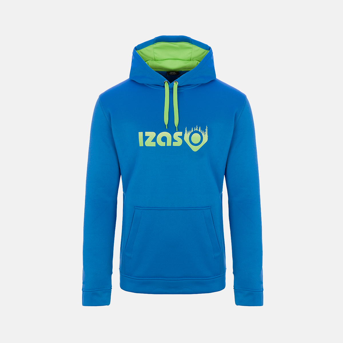 MAN'S DOHA HOODED PULLOVER BLUE