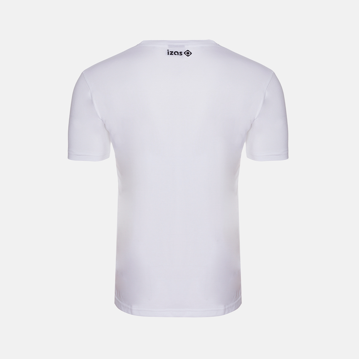 MAN'S ALBANY SHORT SLEEVE T-SHIRT WHITE