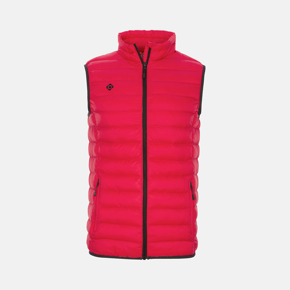MAN'S TYREE PADDED VEST RED