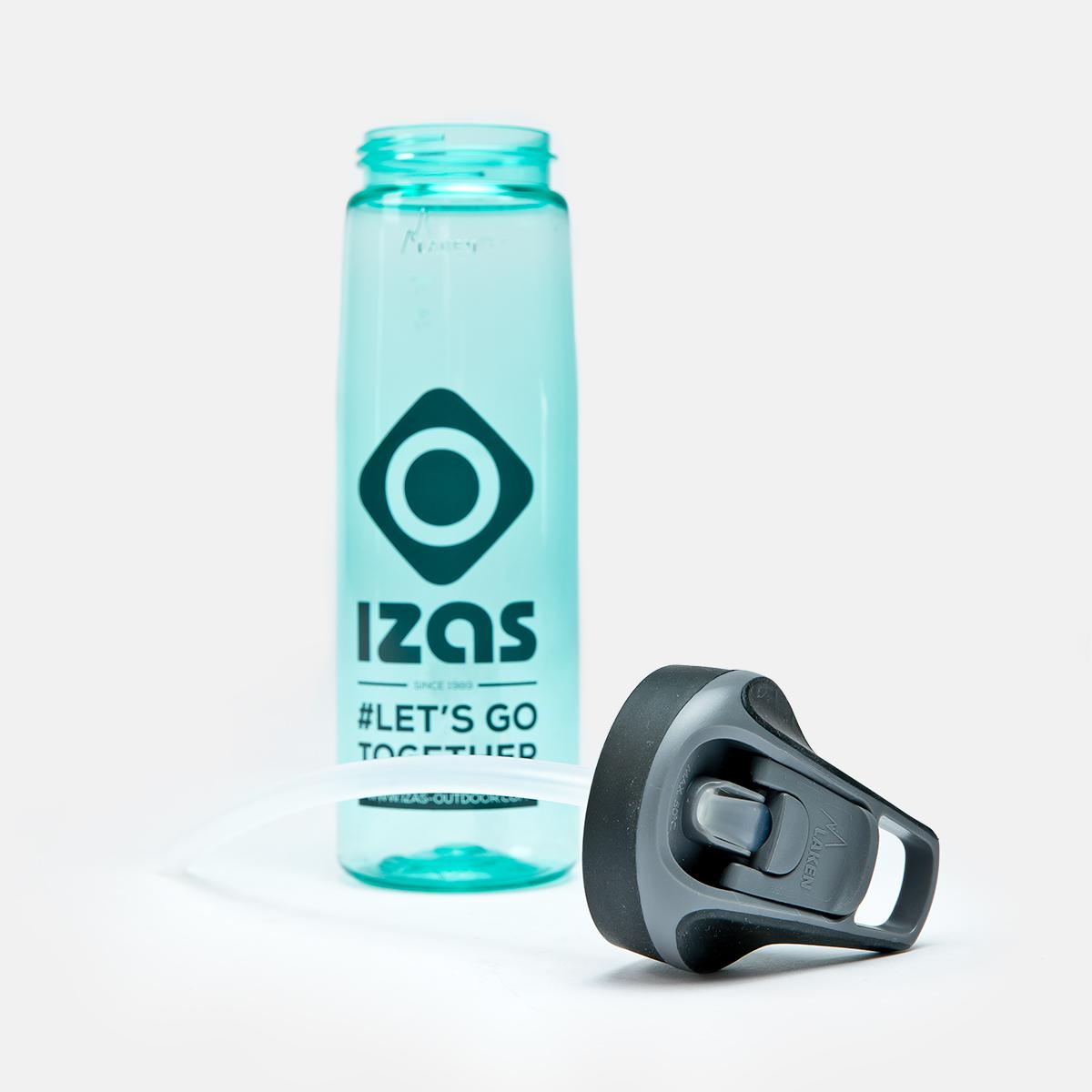 tritan bottle 0.75l blue sudbury