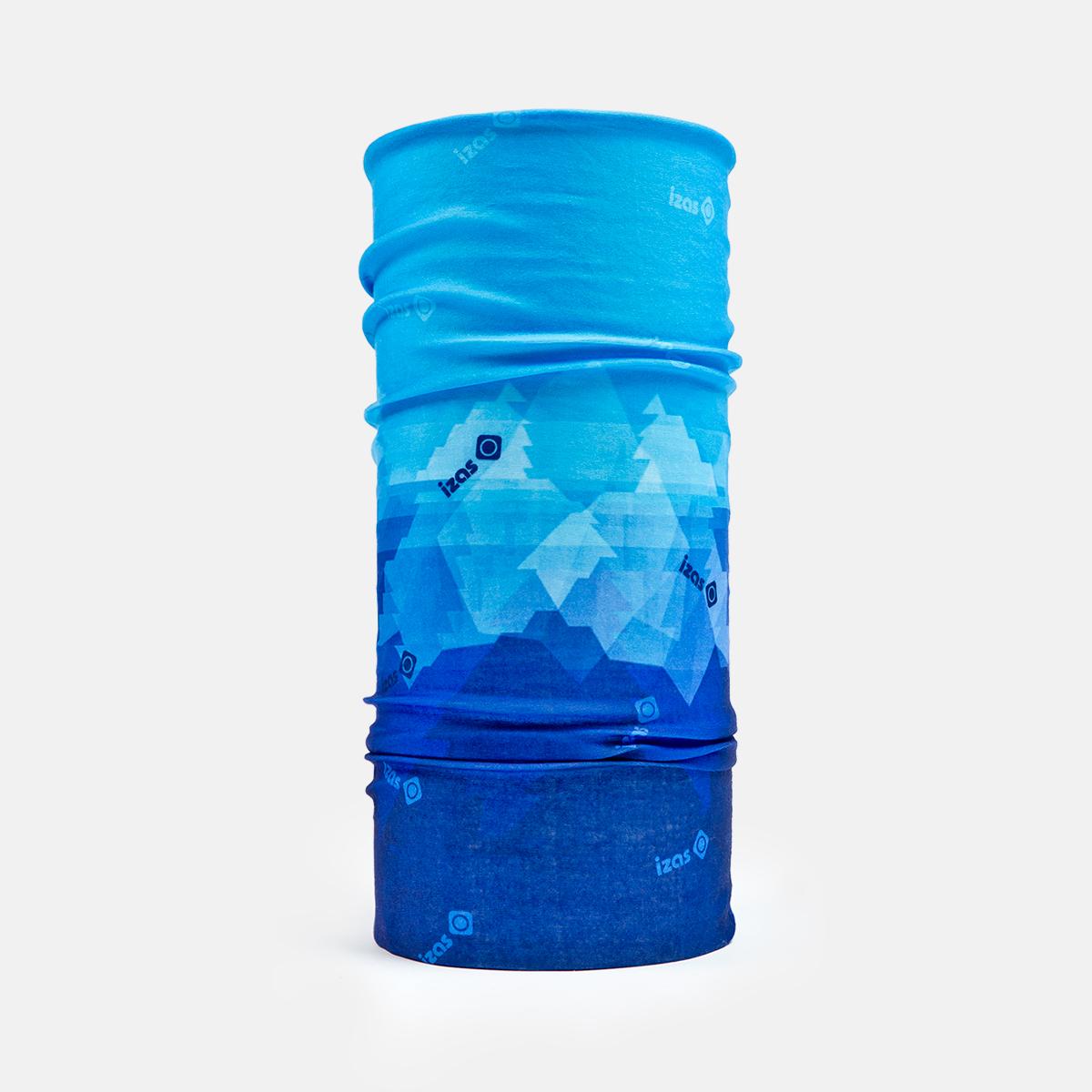 UNISEX'S KIRAT NECKWEAR BLUE