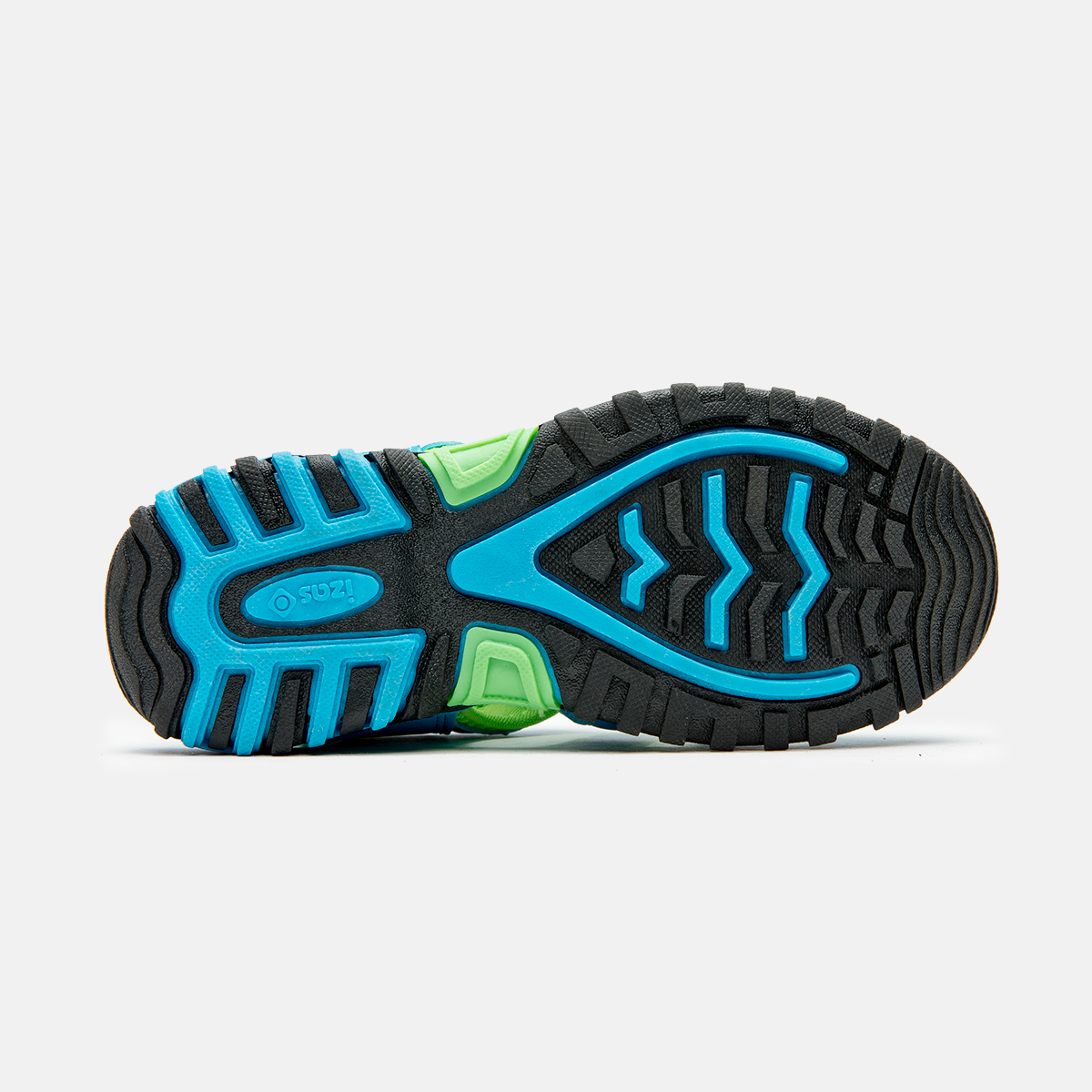 UNISEX'S FROSTY SANDALS TURQUOISE
