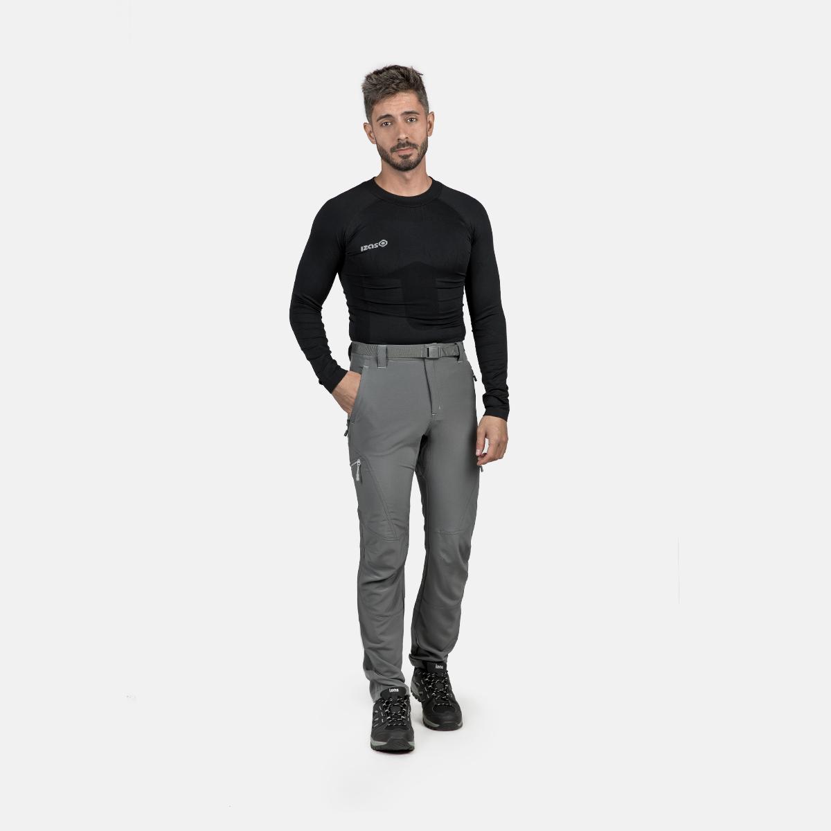 UNISEX'S SAREK THERMAL T-SHIRT BLACK