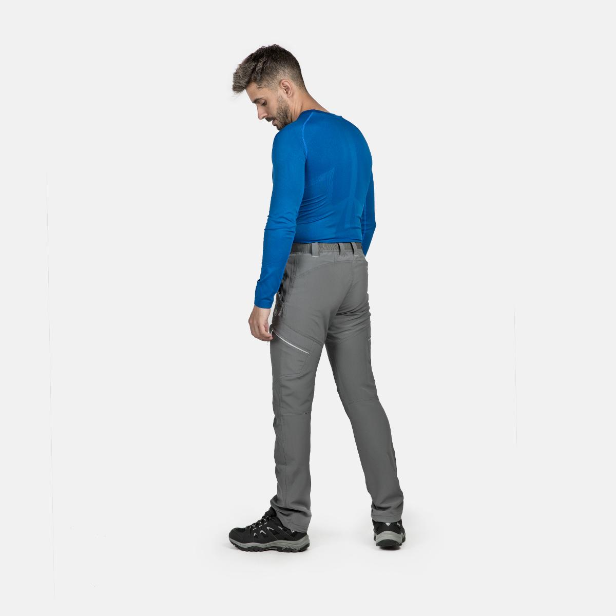 UNISEX'S SAREK THERMAL T-SHIRT BLUE