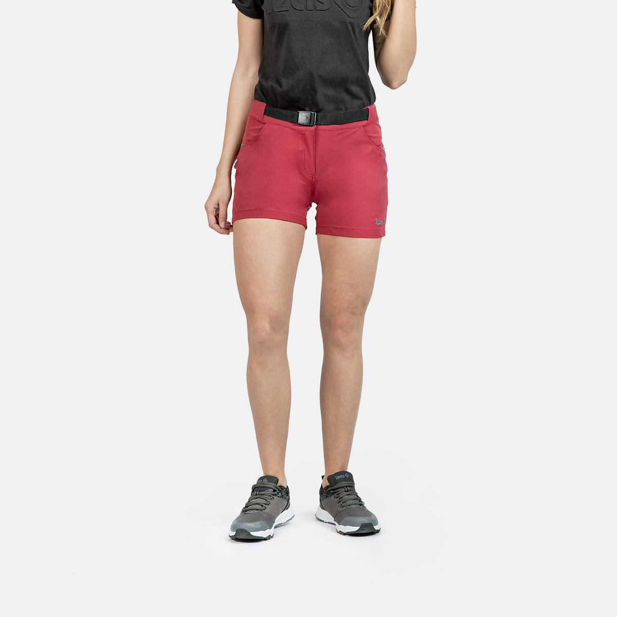 WOMAN'S KEA SHORT STRECHT PANT RED