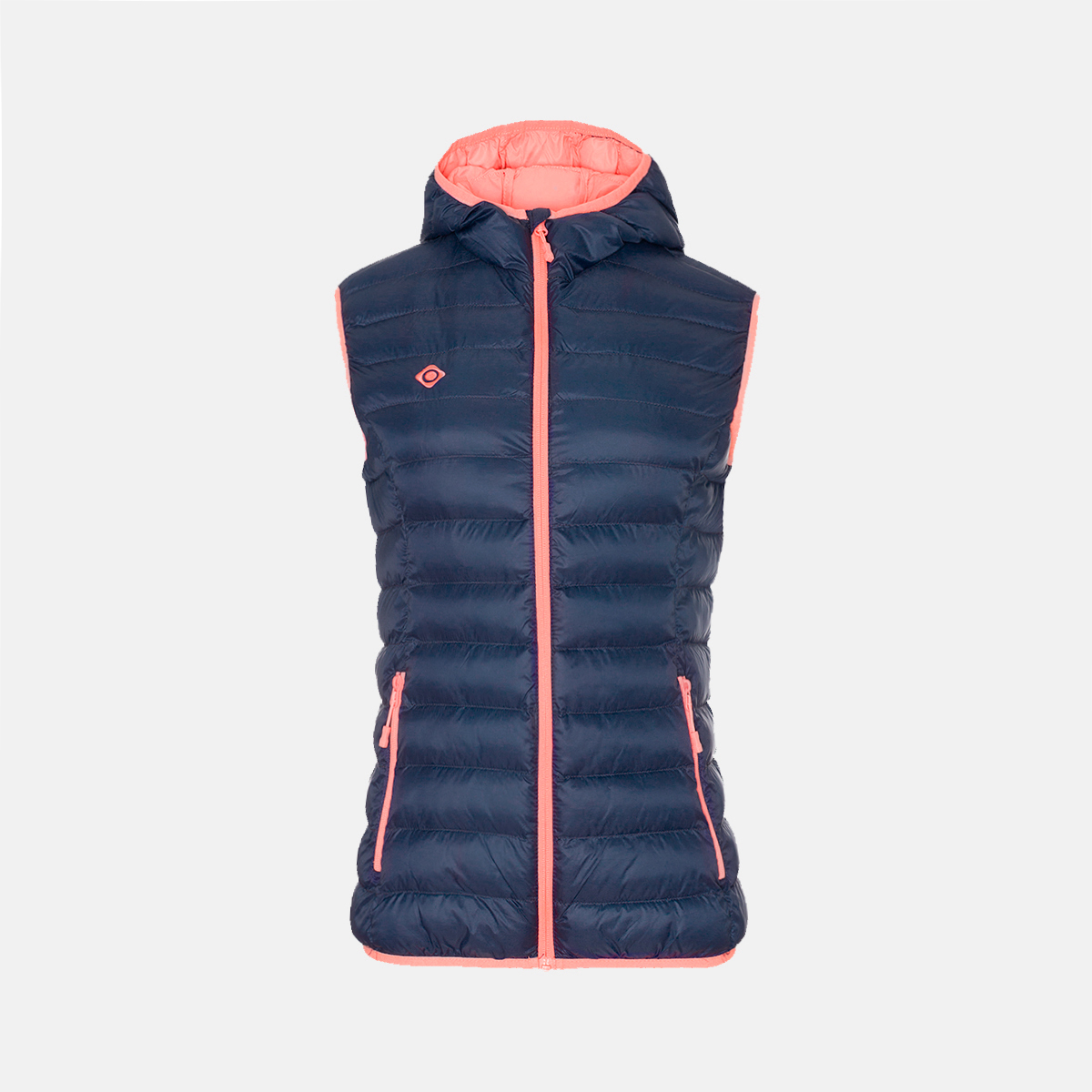 WOMAN'S CUMBRIA MOUNT-LOFT PADDED VEST BLUE