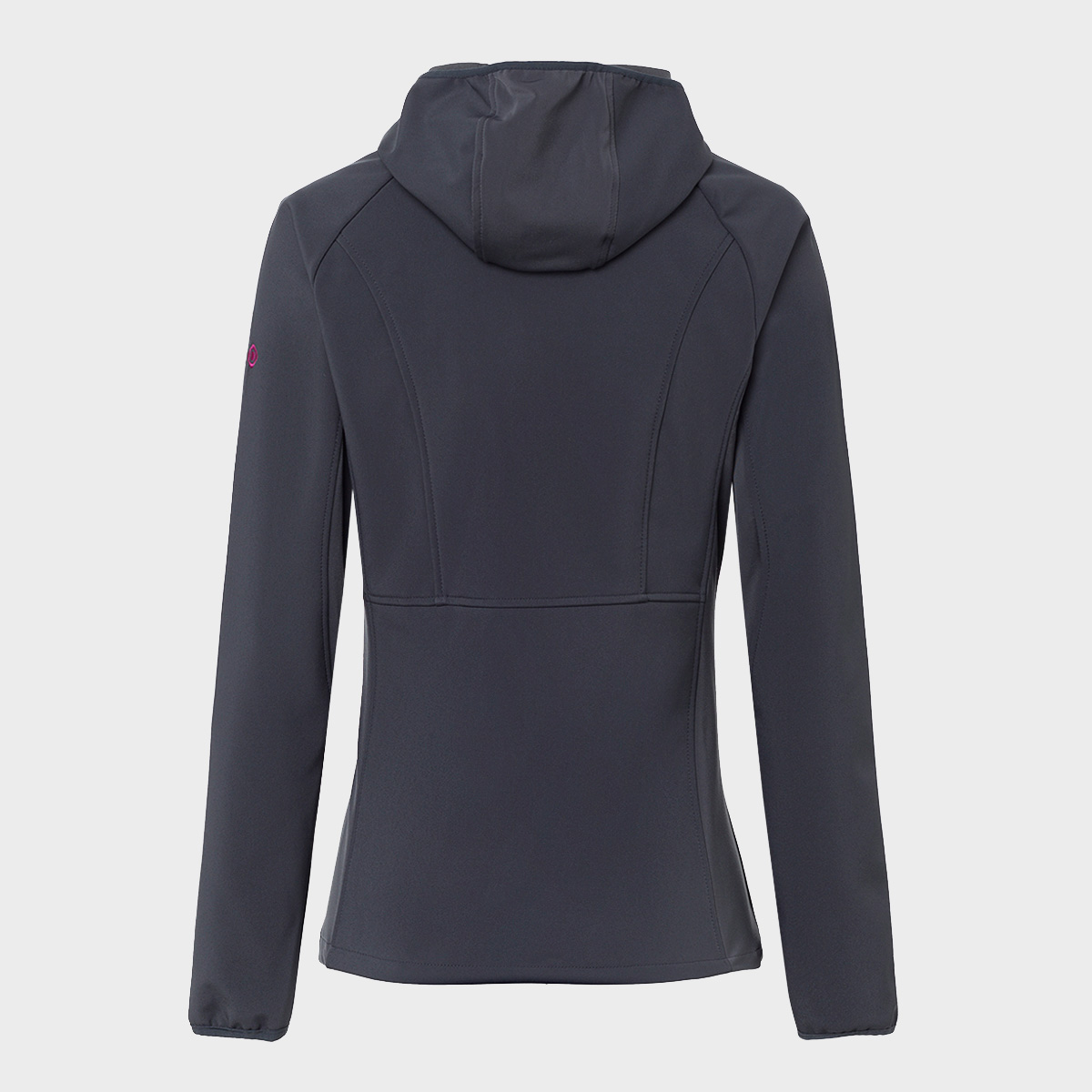 WOMAN'S ABIERI SOFT SHELL+PADDED GREY