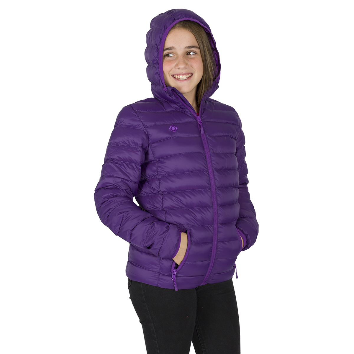 AILAMA KIDS MOUNT-LOFT PADDED PURPLE