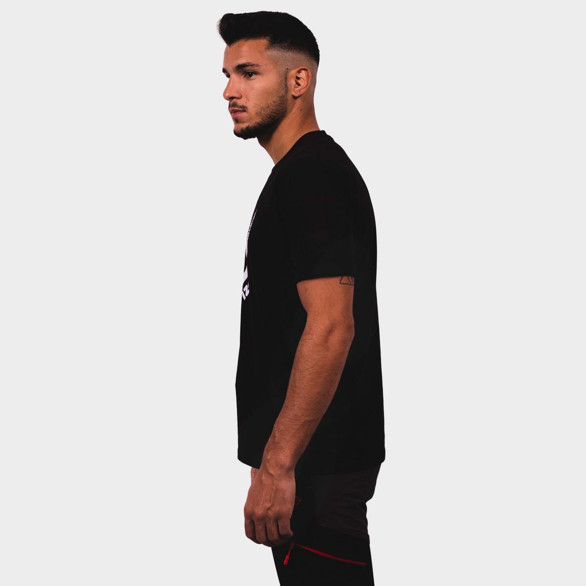 MAN'S AVERY T-SHIRT BLACK