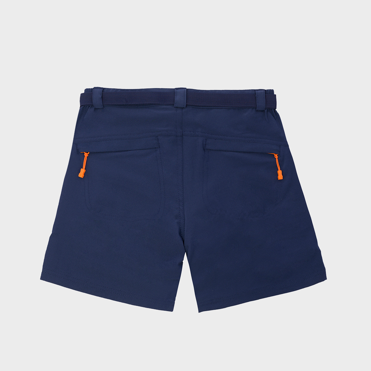 BEAR KIDS STRETCH SHORT PANT BLUE
