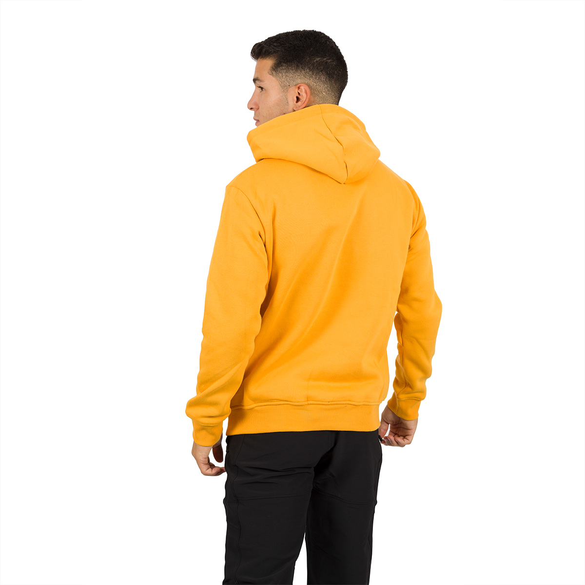 MAN'S BERNIA  PULLOVER YELLOW