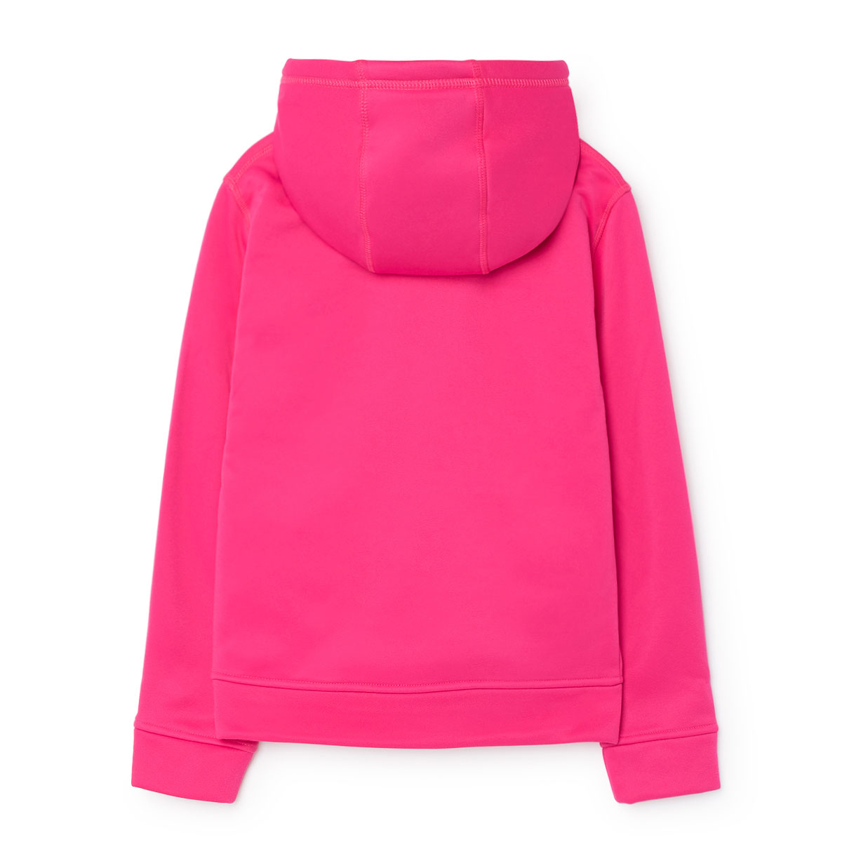 CADI KIDS HOODED PULLOVER FUXIA