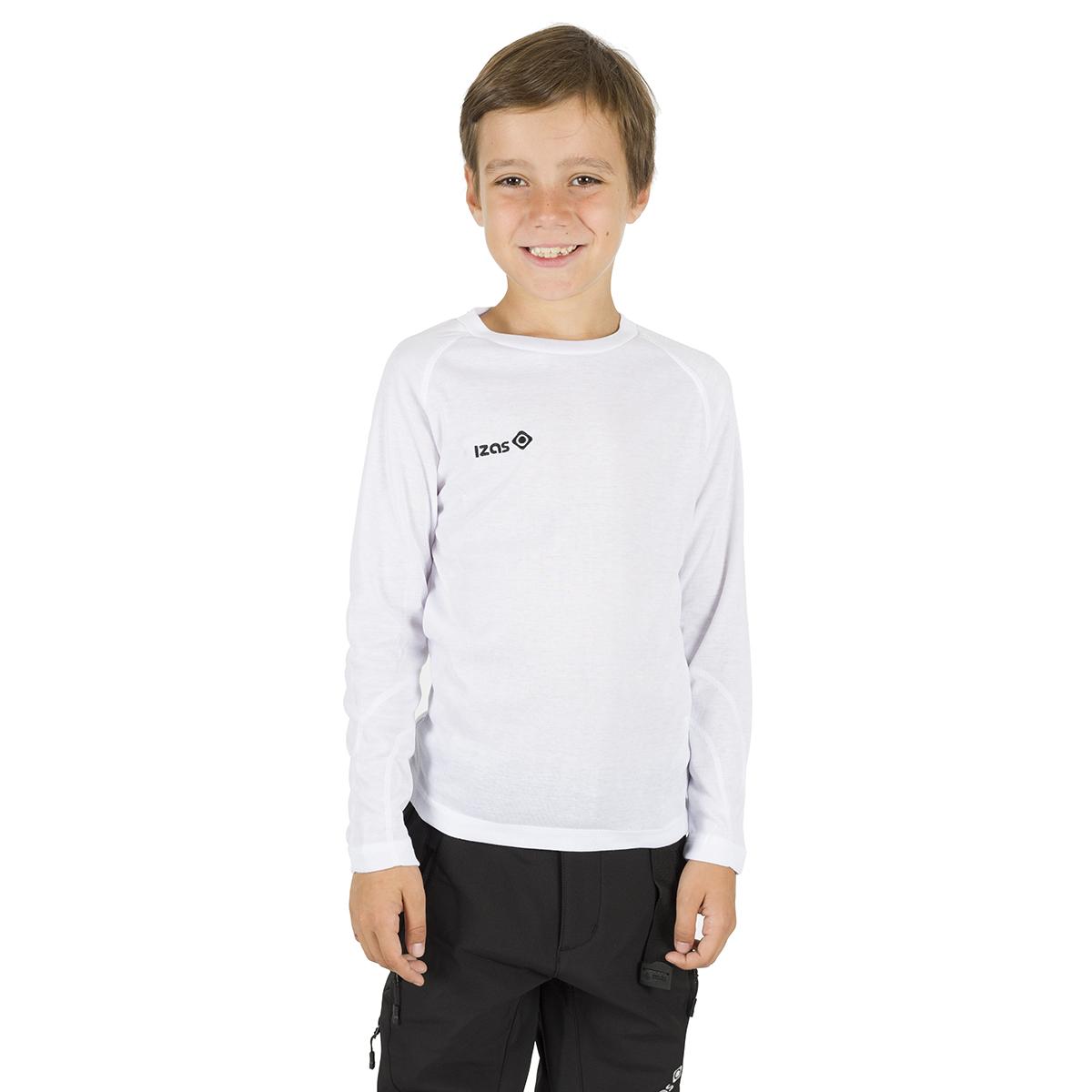 NELION KIDS THERMAL T-SHIRT WHITE
