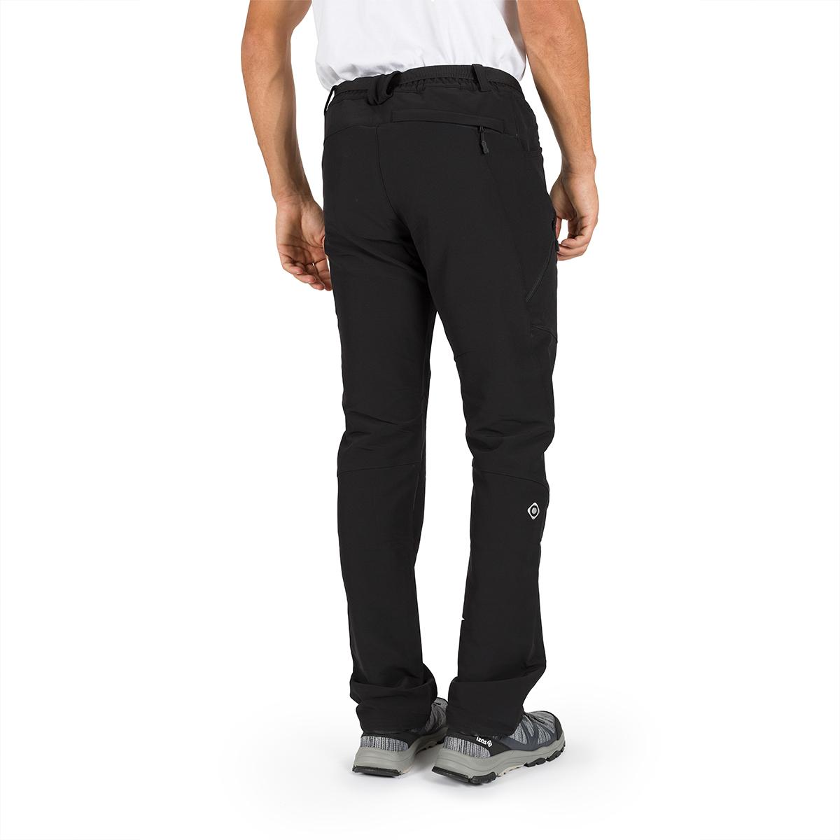 MAN'S CAPRI STRETCH PANT BLACK