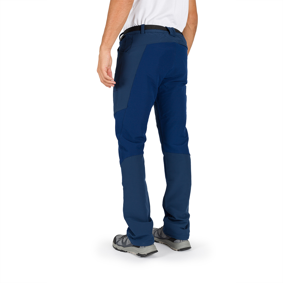 MAN'S CAPRI STRETCH PANT BLUE