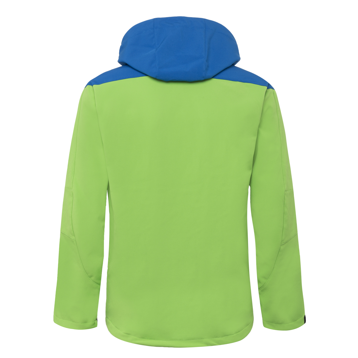 MAN'S CASTOR SOFTSHELL WITH HOOD GREEN
