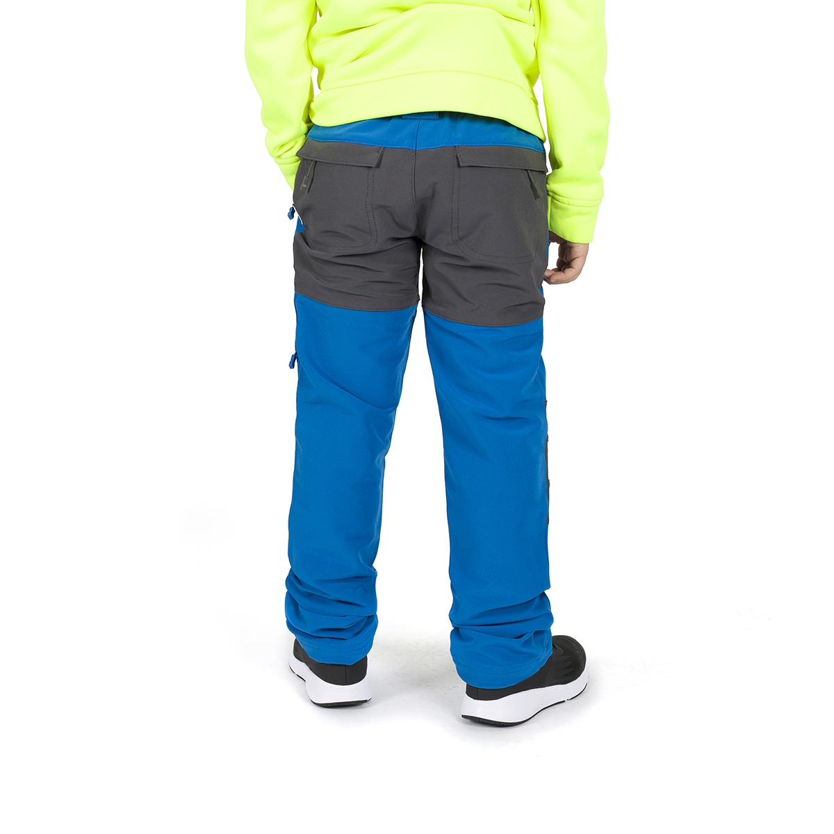 CHAMONIX KIDS STRETCH PANT BLUE