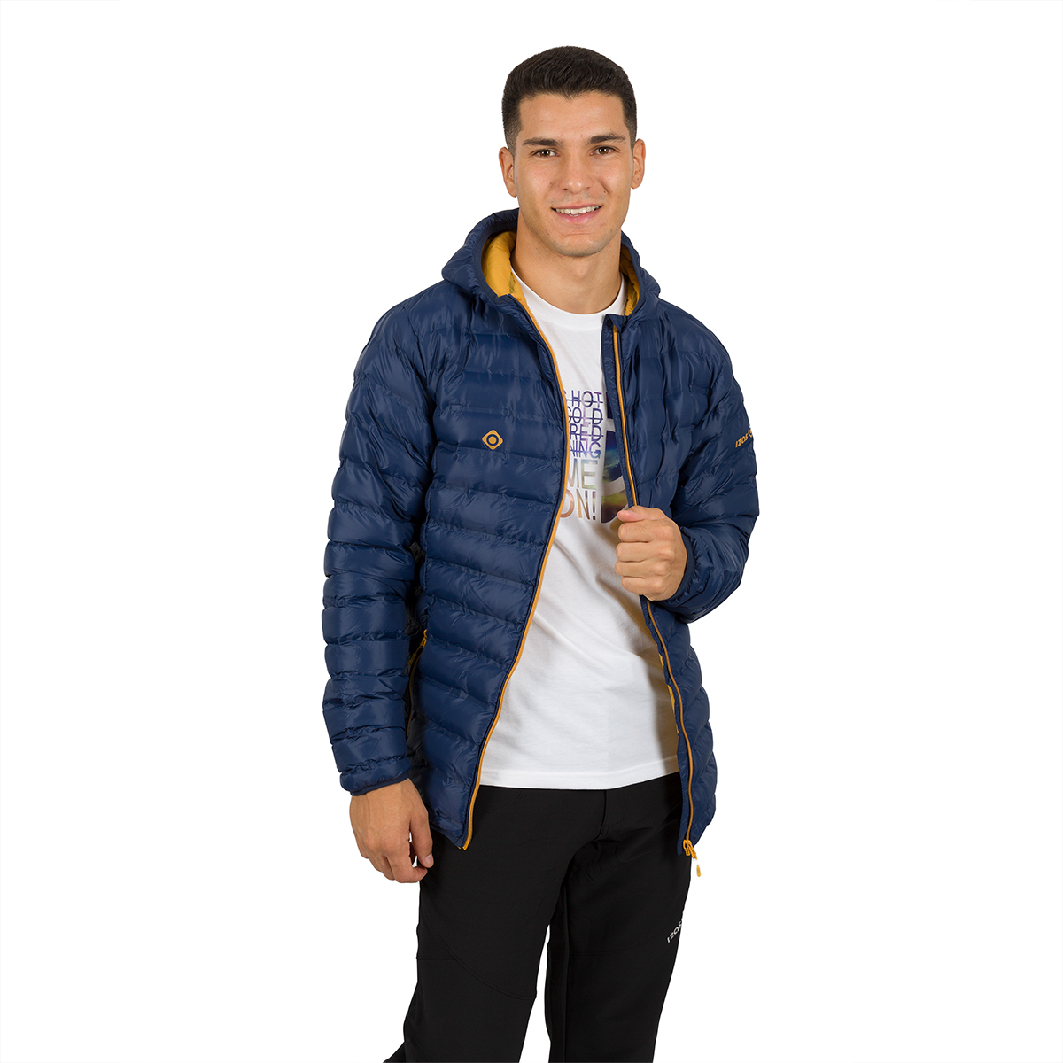 MAN'S MARBORE PADDING JACKET BLUE