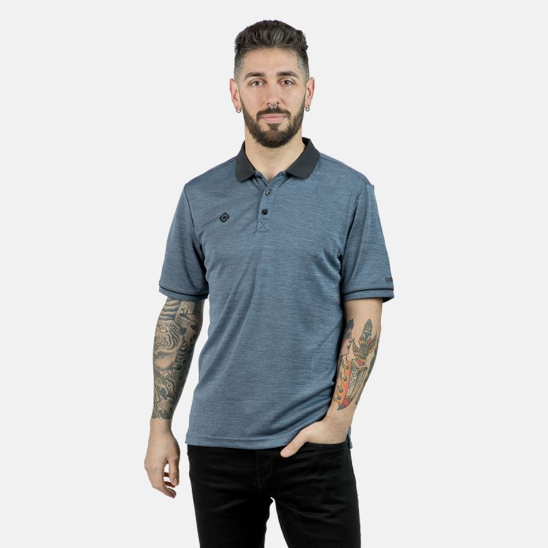 MAN POLO ZHAO BLUE