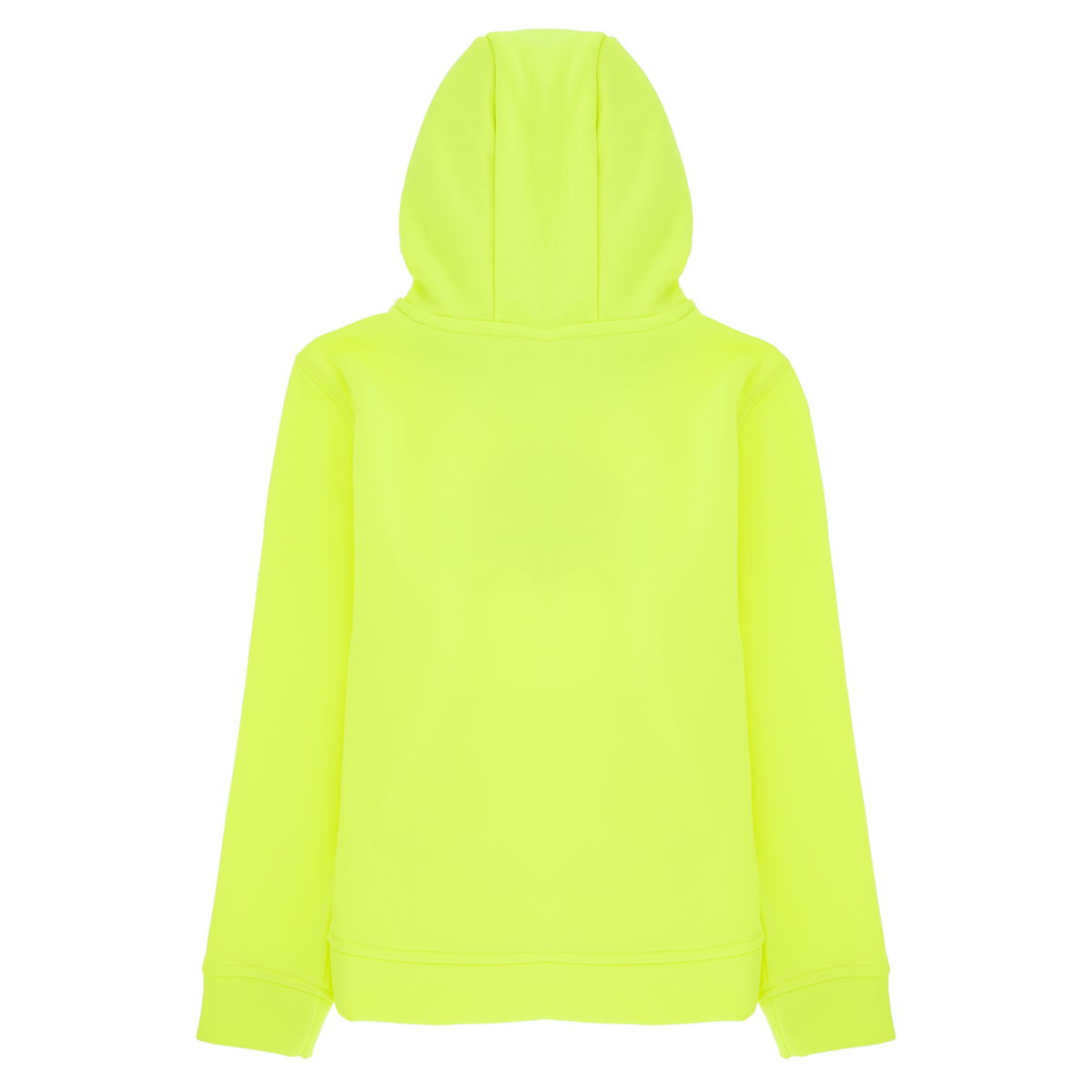 DUERO KIDS HOODED PULLOVER YELLOW