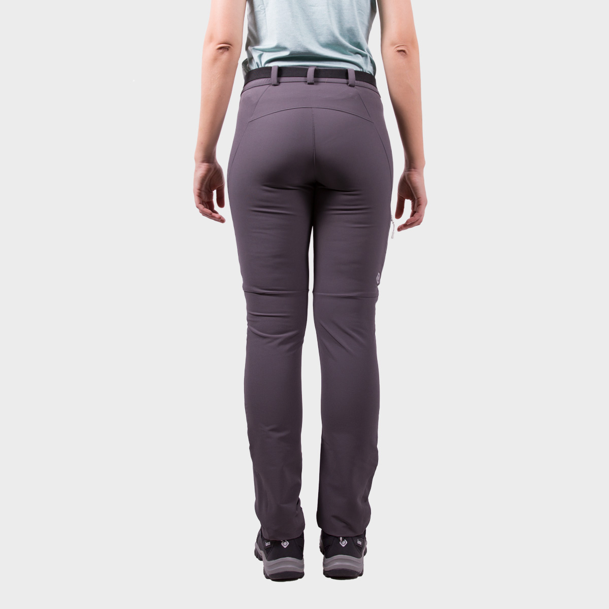 WOMAN'S ELAT STRETCH PANT GREY