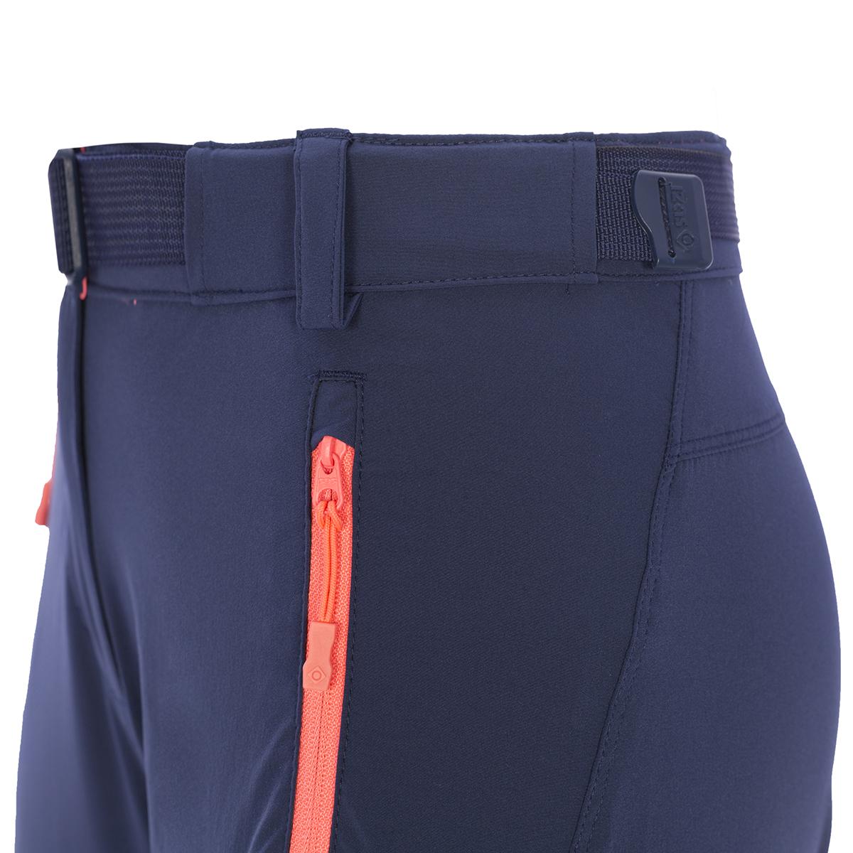 WOMAN'S FORATA MOUNT STRETCH PANT BLUE