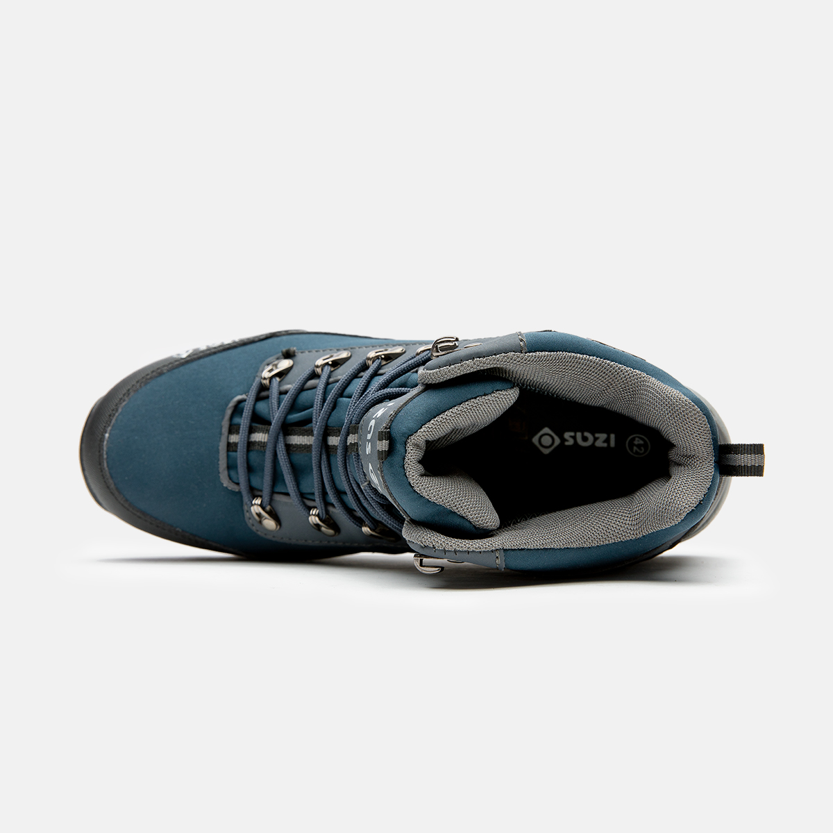 MAN'S GOUTER HIKING BOOTS BLUE