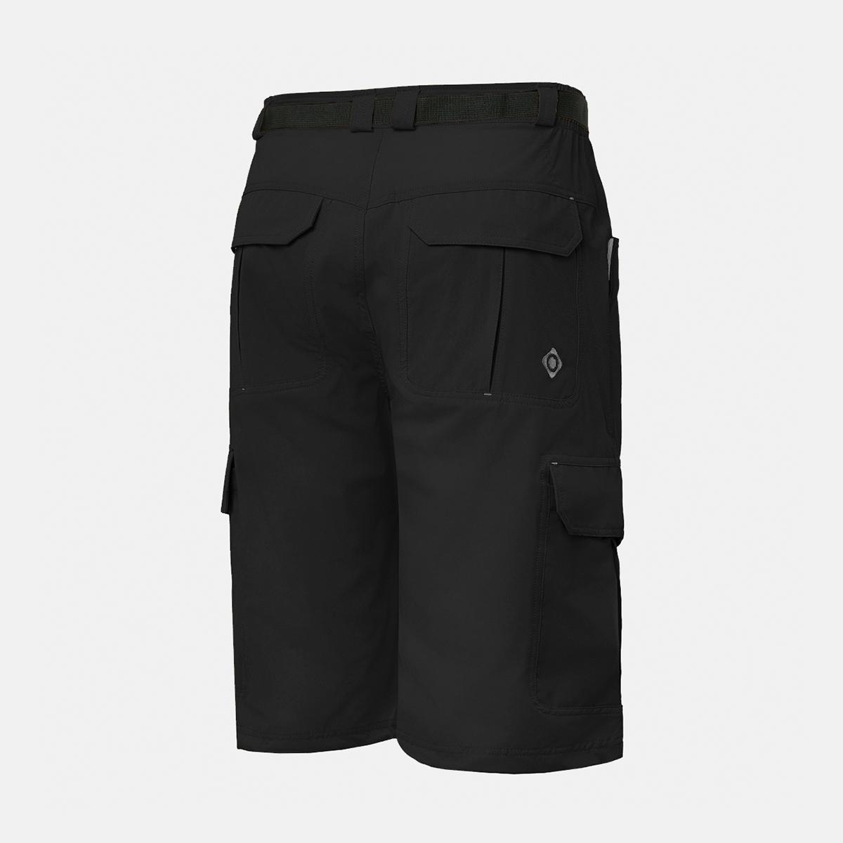 MAN'S FORAKER SHORT PANT BLACK
