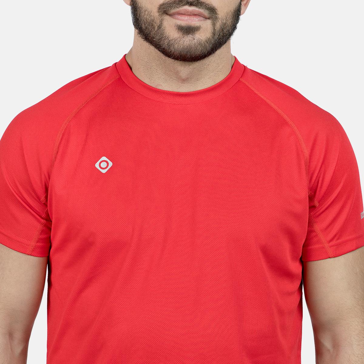 MAN'S CREUS II T-SHIRT RED